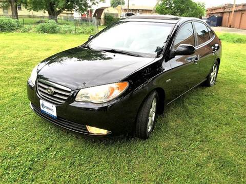 2007 Hyundai Elantra for sale at Cleveland Avenue Autoworks in Columbus OH