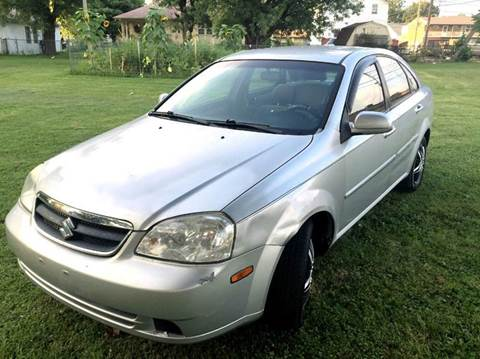 2008 Suzuki Forenza for sale at Cleveland Avenue Autoworks in Columbus OH