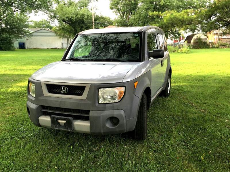 2003 Honda Element DX 4dr SUV
