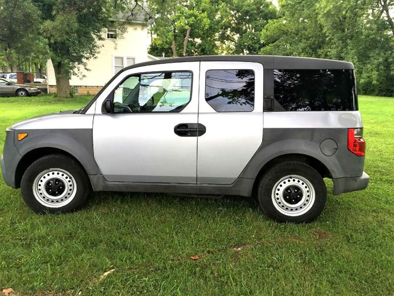 2003 Honda Element Dx 4dr Suv In Columbus Oh Cleveland Avenue