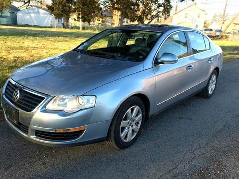 2006 Volkswagen Passat for sale at Cleveland Avenue Autoworks in Columbus OH