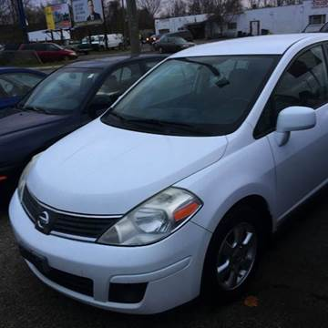 2009 Nissan Versa for sale at Cleveland Avenue Autoworks in Columbus OH