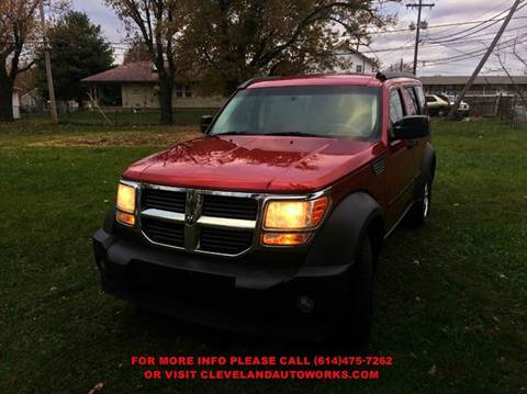 2007 Dodge Nitro for sale at Cleveland Avenue Autoworks in Columbus OH
