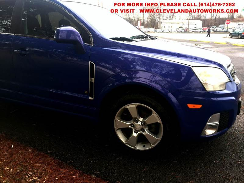 2008 Saturn Vue AWD Red Line 4dr SUV - Columbus OH