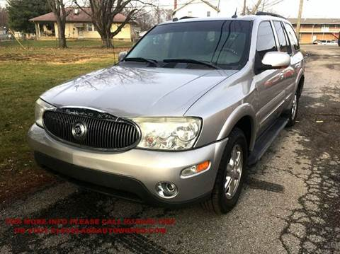2005 Buick Rainier for sale at Cleveland Avenue Autoworks in Columbus OH