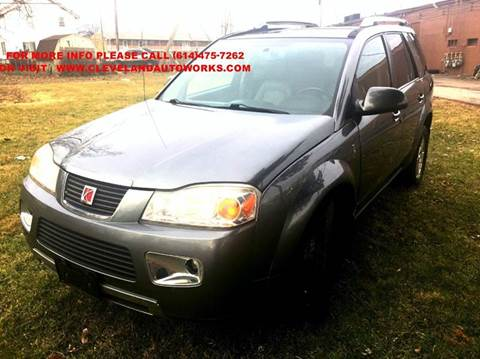 2006 Saturn Vue for sale at Cleveland Avenue Autoworks in Columbus OH