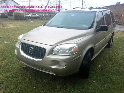 2005 Buick Terraza for sale at Cleveland Avenue Autoworks in Columbus OH