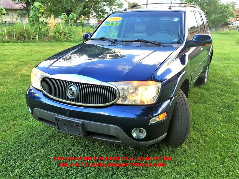 2004 Buick Rainier for sale at Cleveland Avenue Autoworks in Columbus OH