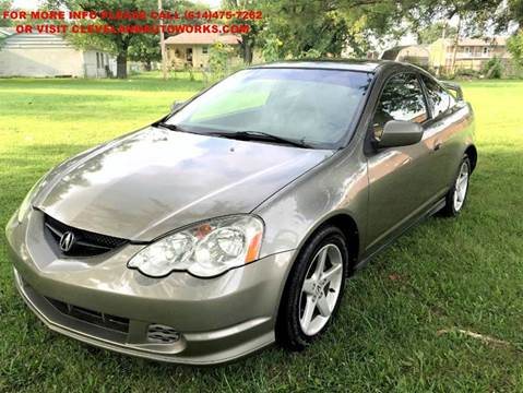 2003 Acura RSX for sale at Cleveland Avenue Autoworks in Columbus OH