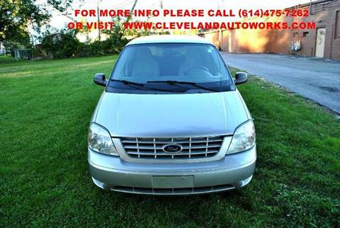 2005 Ford Freestar for sale at Cleveland Avenue Autoworks in Columbus OH