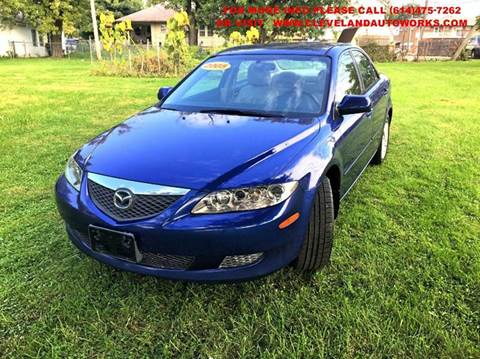 2005 Mazda MAZDA6 for sale at Cleveland Avenue Autoworks in Columbus OH