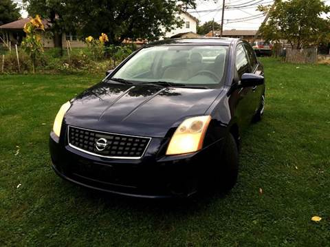 2007 Nissan Sentra for sale at Cleveland Avenue Autoworks in Columbus OH
