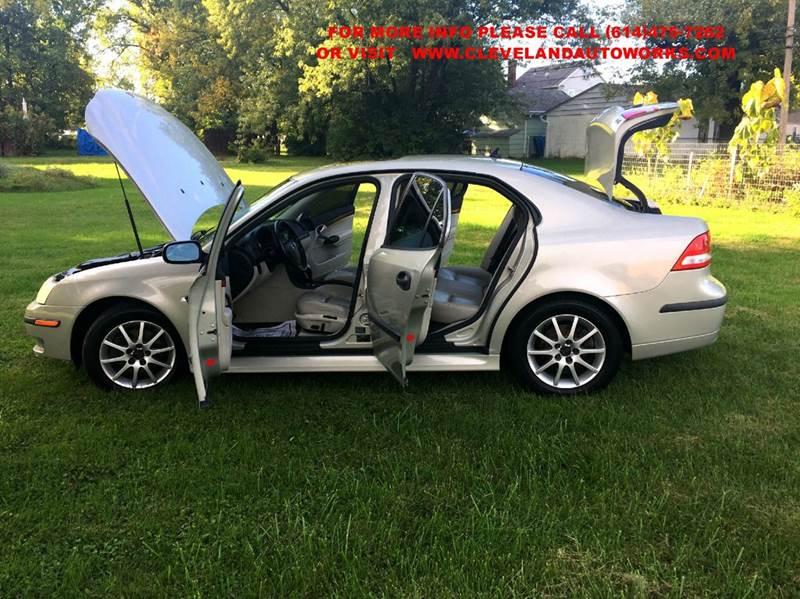 2005 Saab 9-3 Arc 4dr Turbo Sedan - Columbus OH