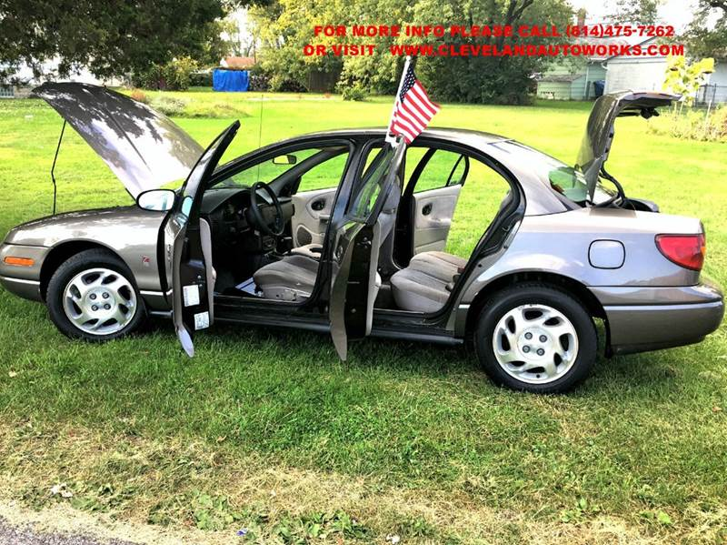 2000 Saturn S-Series SL2 4dr Sedan - Columbus OH