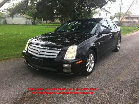 2006 Cadillac STS for sale at Cleveland Avenue Autoworks in Columbus OH
