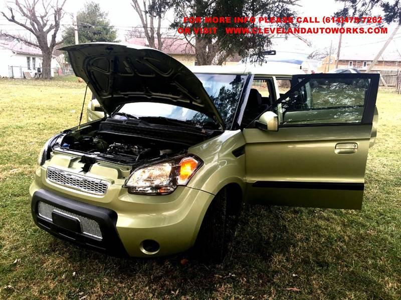 2010 Kia Soul ! 4dr Wagon 4A - Columbus OH