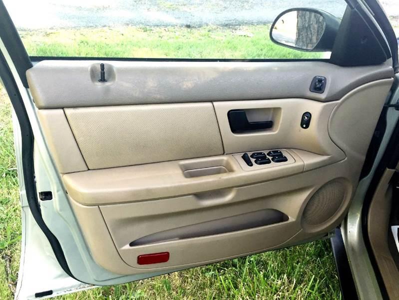 2007 Ford Taurus SE Fleet 4dr Sedan - Columbus OH