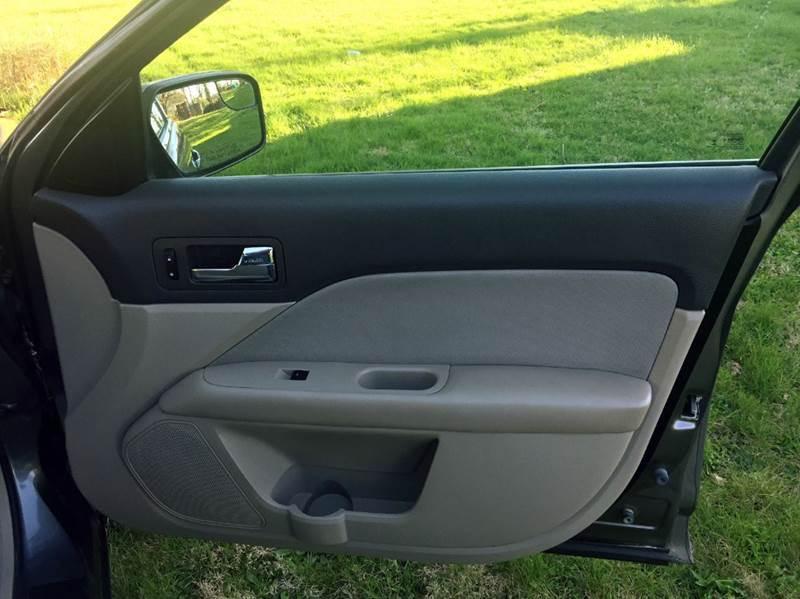 2012 Ford Fusion SE 4dr Sedan - Columbus OH