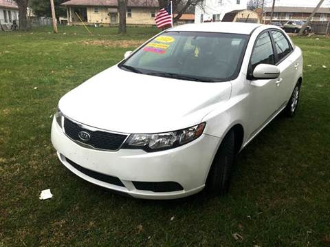 2012 Kia Forte for sale at Cleveland Avenue Autoworks in Columbus OH