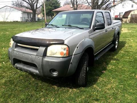 2001 Nissan Frontier for sale at Cleveland Avenue Autoworks in Columbus OH