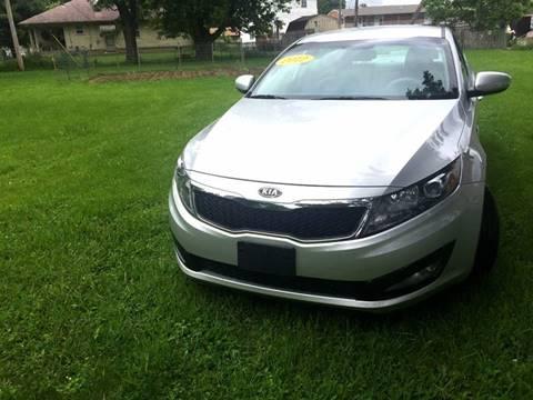 2012 Kia Optima for sale in Columbus, OH