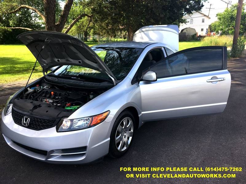 2009 Honda Civic LX 2dr Coupe 5A - Columbus OH