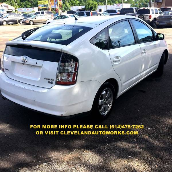 2005 Toyota Prius 4dr Hatchback - Columbus OH
