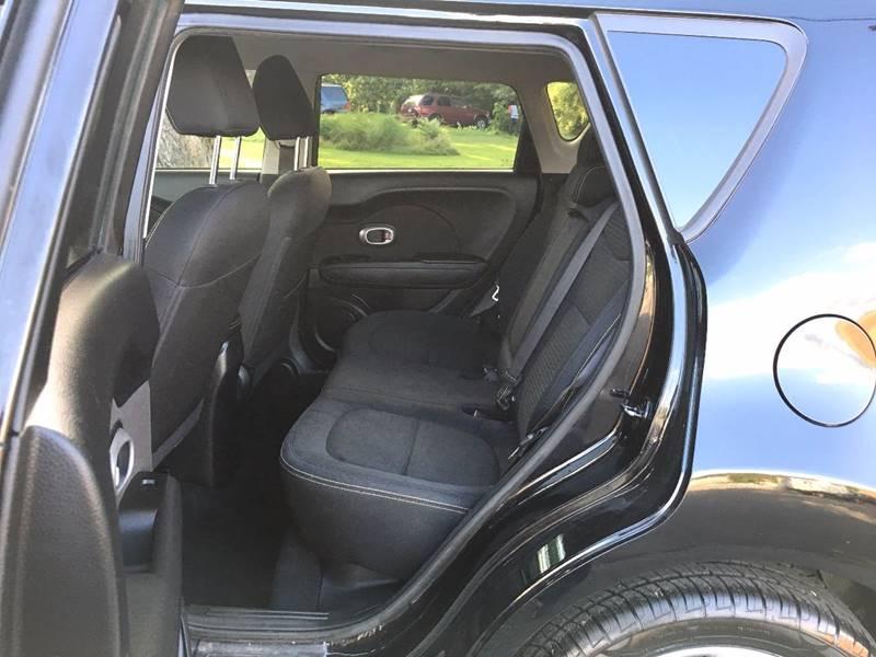 2015 Kia Soul + 4dr Wagon - Columbus OH