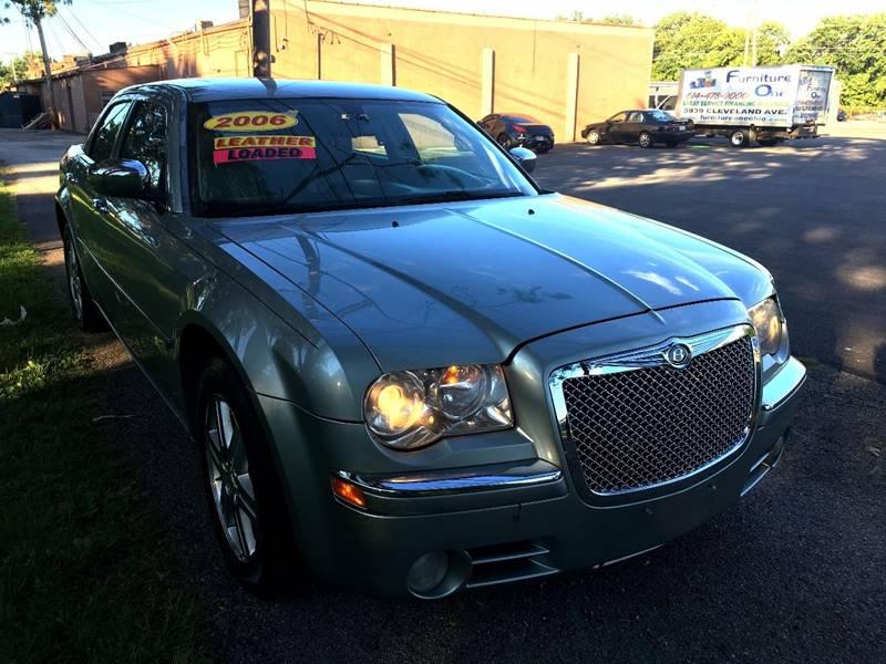 2006 Chrysler 300 AWD C 4dr Sedan - Columbus OH