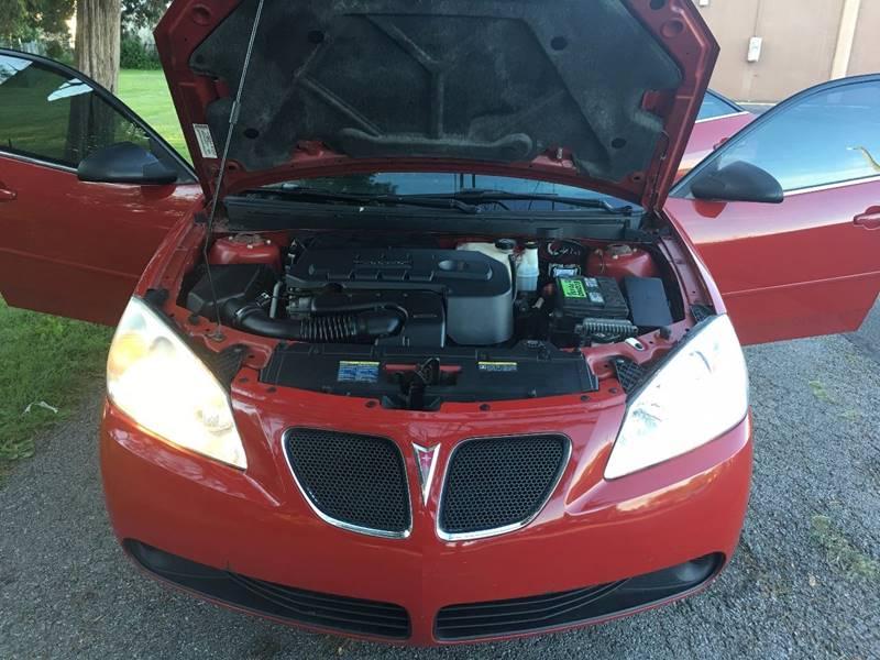 2007 Pontiac G6 Value Leader 4dr Sedan w/1SV - Columbus OH