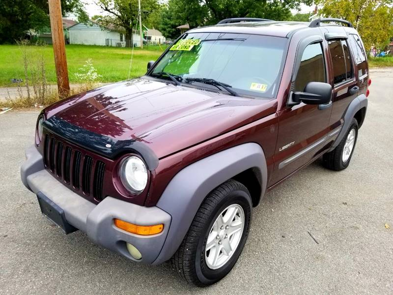 2004 jeep liberty 4dr sport 4wd suv in columbus oh cleveland avenue autoworks. Black Bedroom Furniture Sets. Home Design Ideas