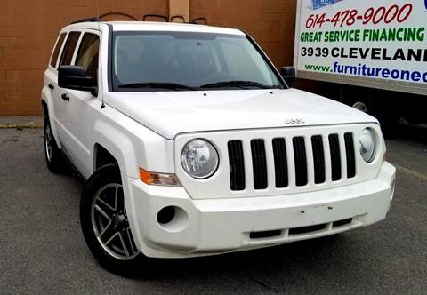 2009 Jeep Patriot for sale in Columbus, OH