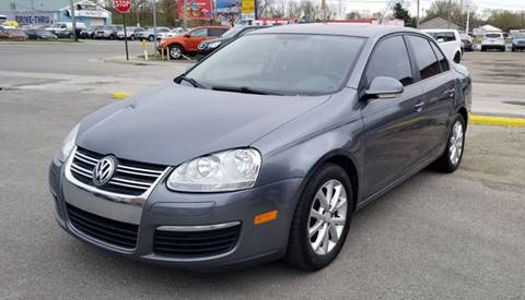 2010 Volkswagen Jetta for sale in Columbus, OH