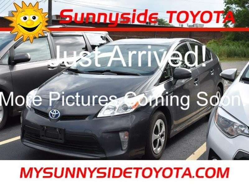 Nice 2012 Toyota Prius For Sale At Sunnyside Toyota In North Olmsted OH