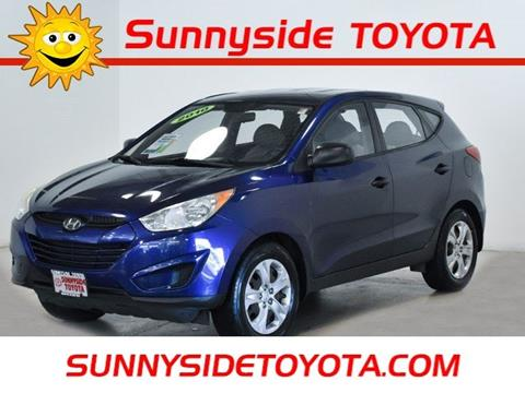 2010 Hyundai Tucson For Sale At Sunnyside Toyota In North Olmsted OH