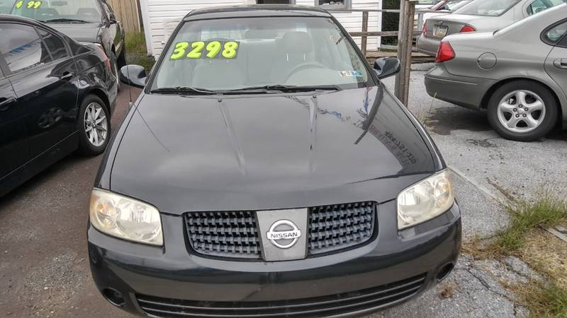 2004 Nissan Sentra 1.8 S 4dr Sedan   Pottstown PA