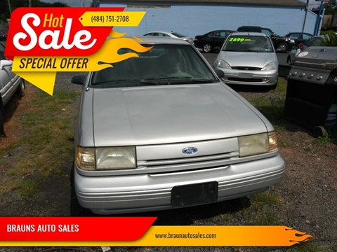 1994 Ford Tempo for sale in Pottstown, PA