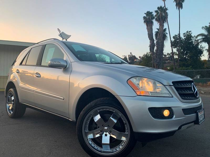 2006 Mercedes Benz M Class Awd Ml 350 4matic 4dr Suv In Spring