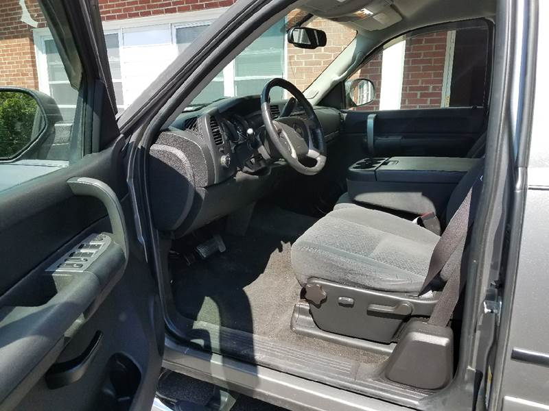 2008 Chevrolet Silverado 1500 4WD LT2 4dr Extended Cab 6.5 ft. SB - Germantown NY