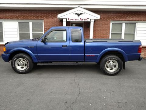 2003 Ford Ranger for sale at UPSTATE AUTO INC in Germantown NY