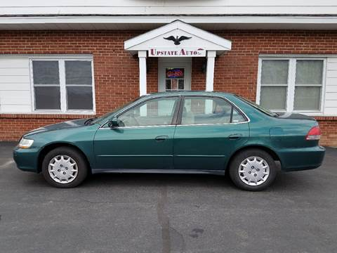 2002 Honda Accord for sale at UPSTATE AUTO INC in Germantown NY