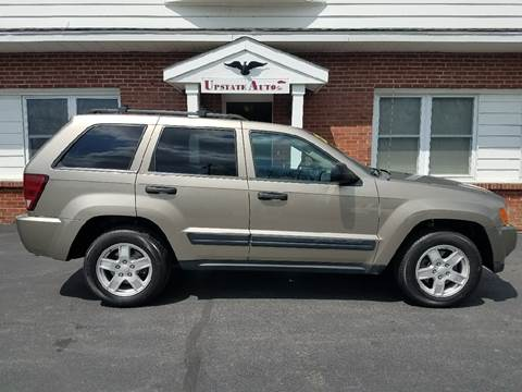 2006 Jeep Grand Cherokee for sale at UPSTATE AUTO INC in Germantown NY