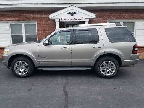 2008 Ford Explorer for sale at UPSTATE AUTO INC in Germantown NY
