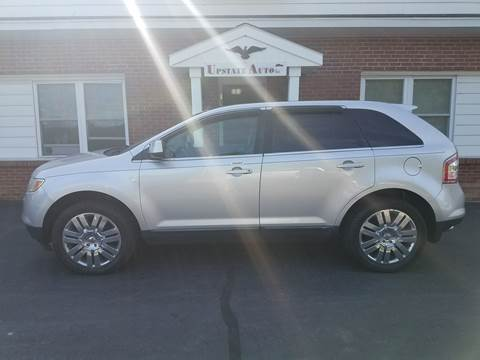 2010 Ford Edge for sale at UPSTATE AUTO INC in Germantown NY