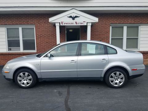 2003 Volkswagen Passat for sale at UPSTATE AUTO INC in Germantown NY