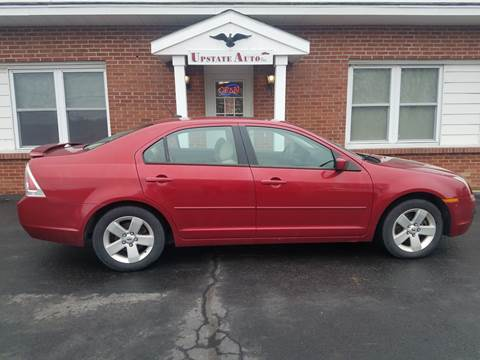 2008 Ford Fusion for sale at UPSTATE AUTO INC in Germantown NY