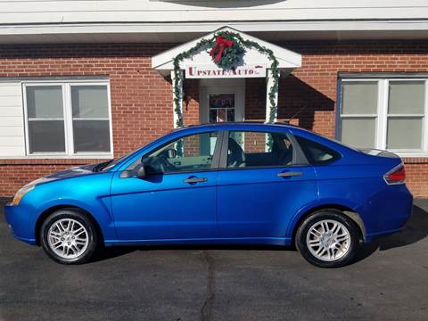 2010 Ford Focus for sale at UPSTATE AUTO INC in Germantown NY