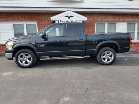2008 Dodge Ram Pickup 1500 for sale at UPSTATE AUTO INC in Germantown NY
