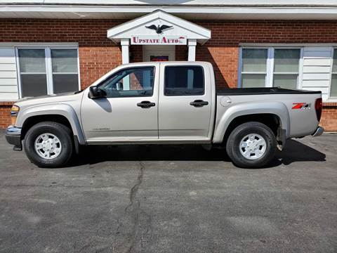 2005 Chevrolet Colorado for sale at UPSTATE AUTO INC in Germantown NY
