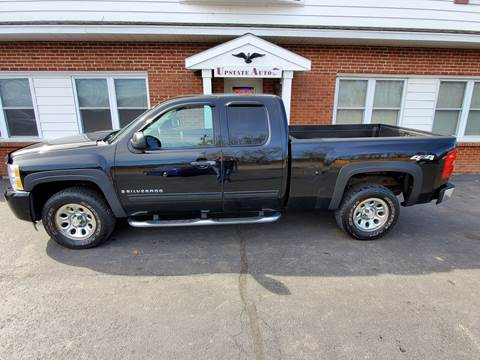 2009 Chevrolet Silverado 1500 for sale at UPSTATE AUTO INC in Germantown NY